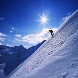 страховка в горах